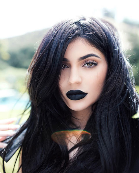 kylie lip kit dupes dead of knight