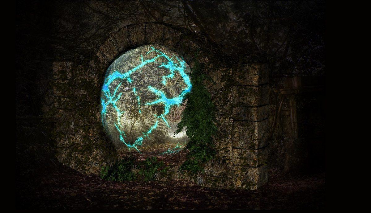 Supernatural portal