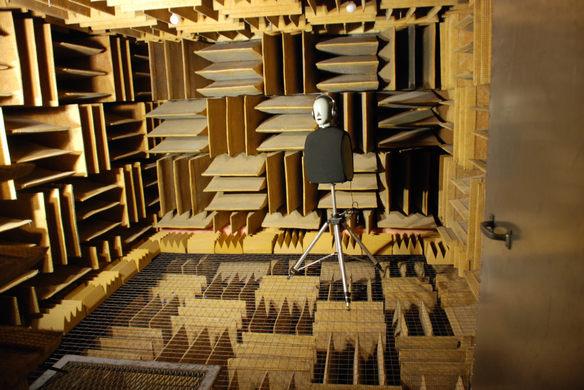 Anechoic Chamber Minnesota, USA
