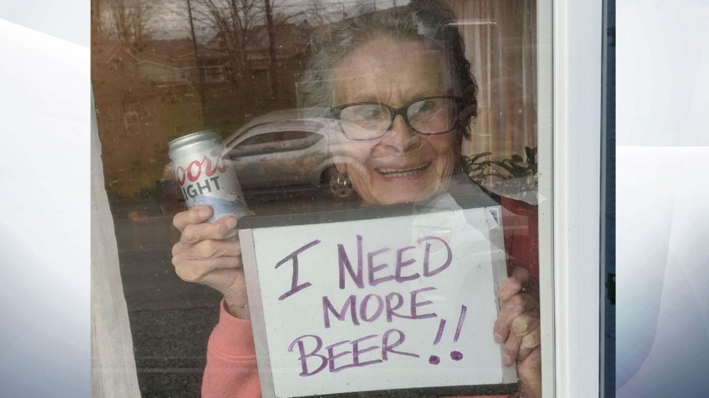 I need more beer