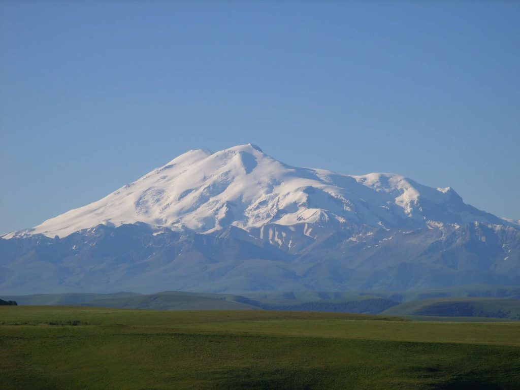Mount Elbrus - World's highest mountains