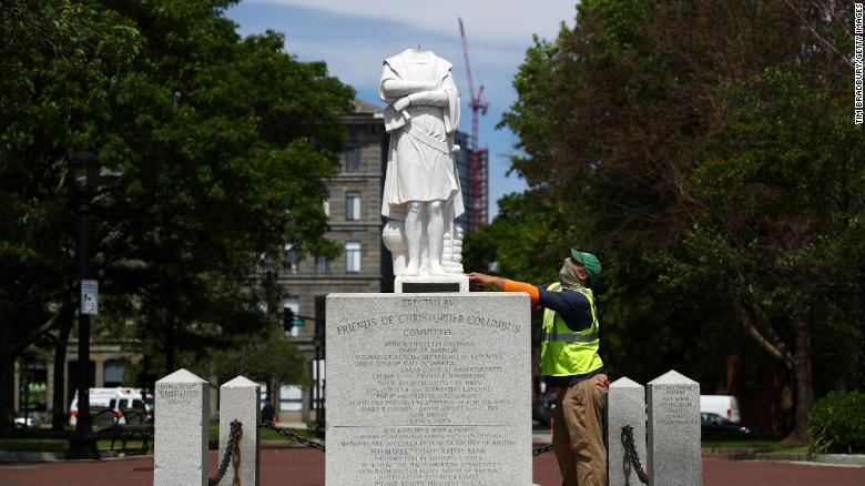 Christopher-Columbus-statue