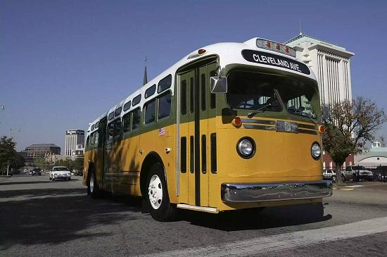 Boycott of Montgomery Bus