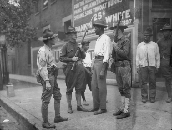 The Chicago Race Riot of Chicago 1919